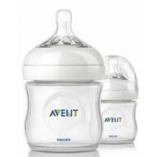 Avent - Natural - 2 Biberons 4oz