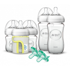 Avent - Natural - Newborn Glass Starter Gift Set