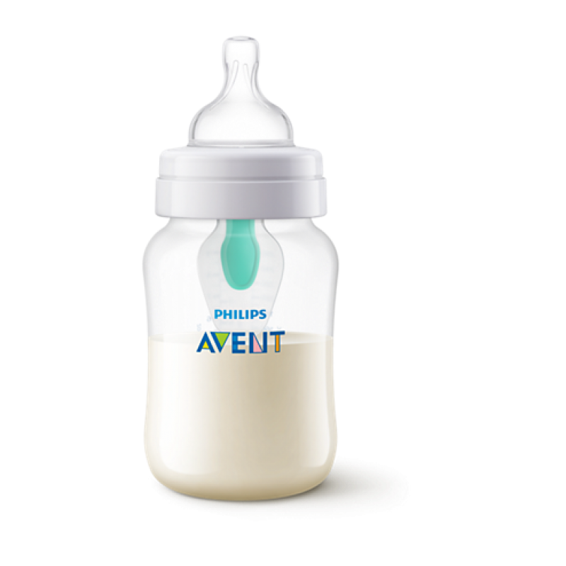 Avent - Anti-colic Bottle With AirFree Vent - 9oz