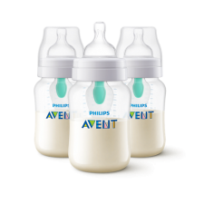 Avent - 3 Anti-colic Bottle With AirFree Vent - 9oz