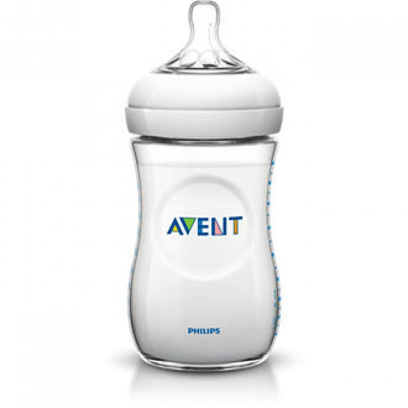 Avent - Natural - 1 Biberon 9oz