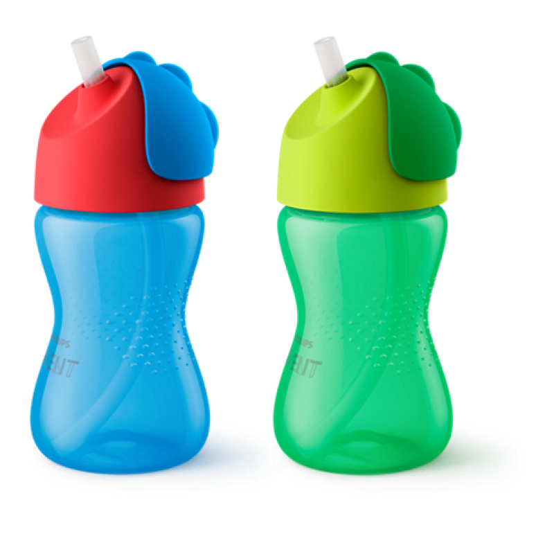 Avent - Gobelet My Bendy  - Garçon 10oz