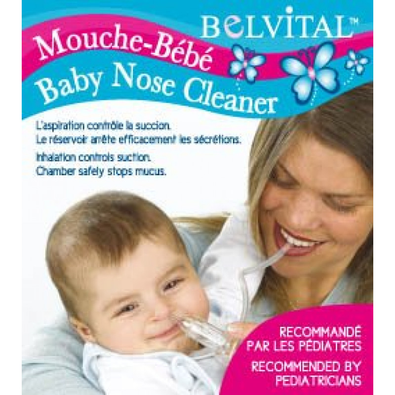 Belvital - Baby Nose Cleaner