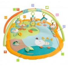 Baby Fehn - Tapis d'Activité 3D Forest