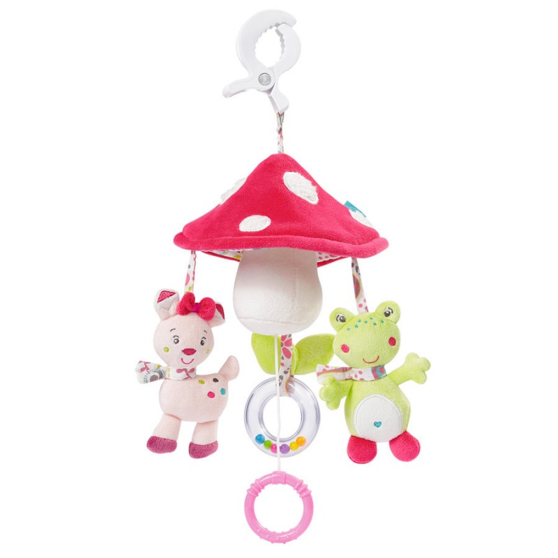 Baby Fehn - Mini Mobile Musical - Champignon