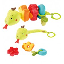 Baby Fehn - Snake Activity Toy