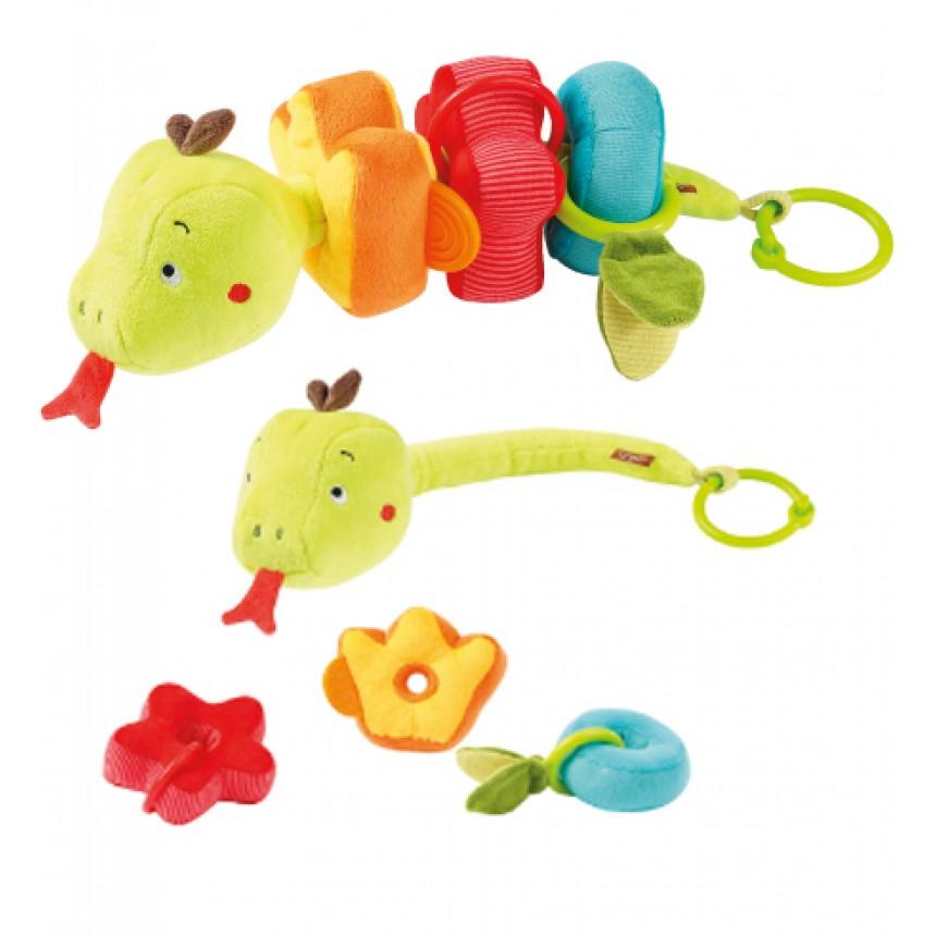 Baby Fehn - Snake Activity Toy