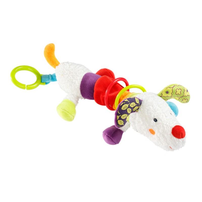 Baby Fehn - Vibration Toy - Dog
