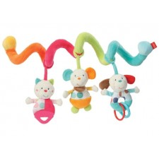 Baby Fehn - Spiral d'activités animaux