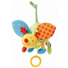 Baby Fehn - Mini Musical Mobile - Beetle