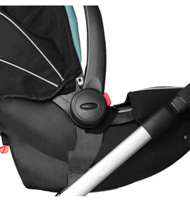 Baby Jogger - Adaptateuro - Graco Click Connect avec City Mini et Zip Single