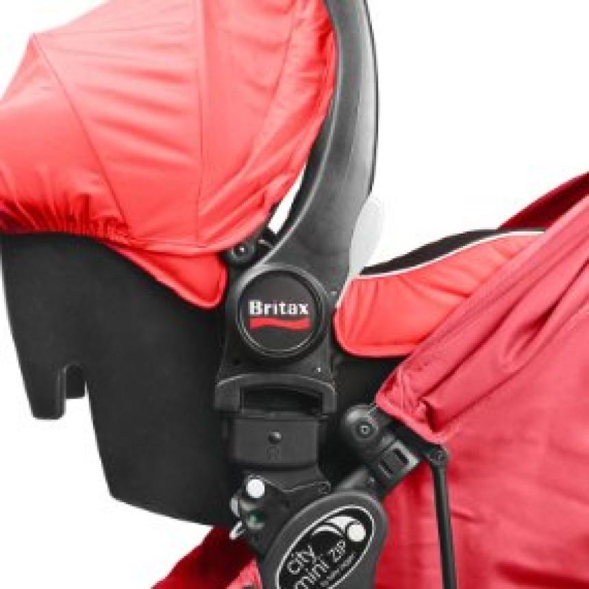 Baby Jogger - Adaptateur pour siège d'auto - Britax avec City Mini et ZIP Single