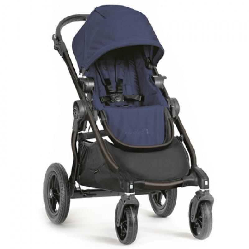Baby Jogger - City Select Stroller - Black Frame