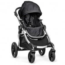 Baby Jogger - City Select Poussette - Cadre Argent