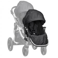Baby Jogger - City Select Second Seat - Silver Frame
