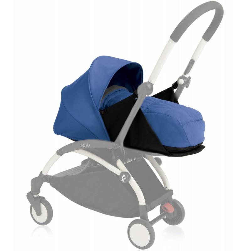 BabyZen - Pack nouveau-né 0+ pour poussette YOYO+ - Bleu