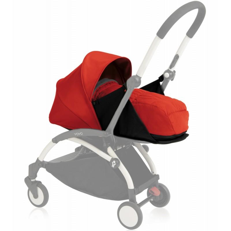 BabyZen - Pack nouveau-né 0+ pour poussette YOYO+ - Rouge