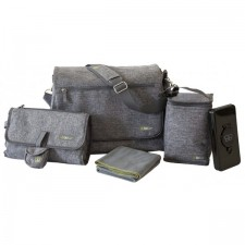 Bblüv - Ultra sac à couches - Gris