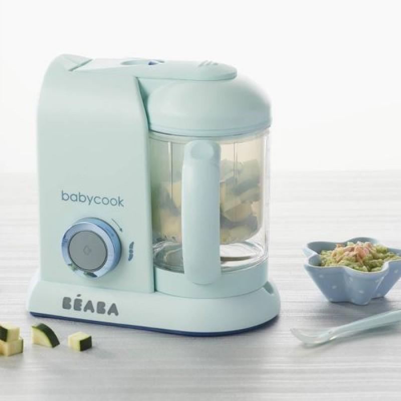 Beaba - Babycook Pro Macaron edition limitéé - Blueberry
