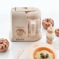 Beaba - Babycook Macaron - Rose Gold