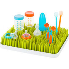 Boon - Countertop Drying Rack - Lawn