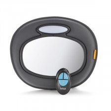 Brica - Miroir pour bébé Night Light ™ In-Sight®