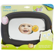 Brica - Mega Baby In Sight Mirror