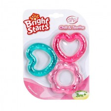 Bright Starts - Jouets à dentition - Chill & Teethe