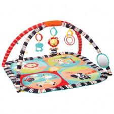 Bright Starts - Tapis de jeu Roaming Safari