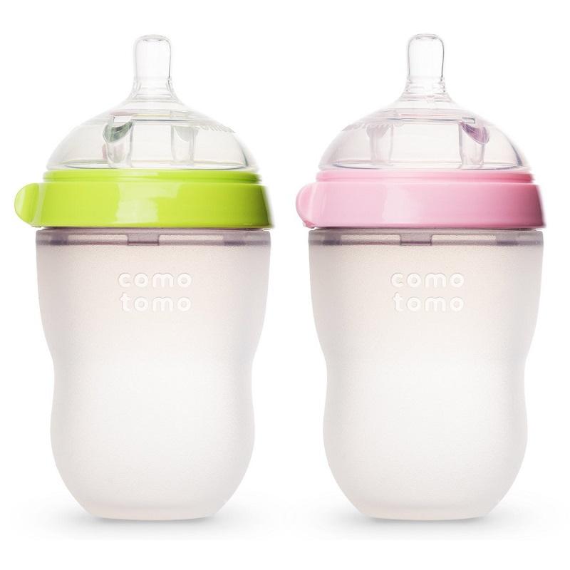 Comotomo - 1 Baby Bottle Natural Sensation 250ml/8oz