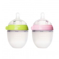 Comotomo - Silicone Baby Bottle 150ml/5oz (1 Pack)