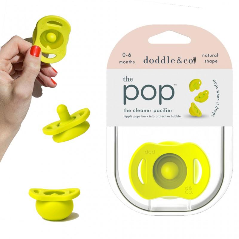Doddle & Co. - La sucette Pop Lime