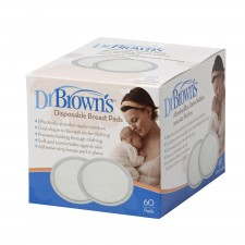 Dr. Brown's - Oval Disposable Breast Pad