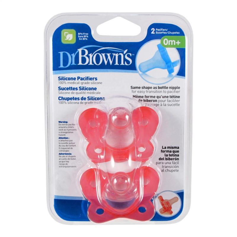Dr Brown's - Succette silicone