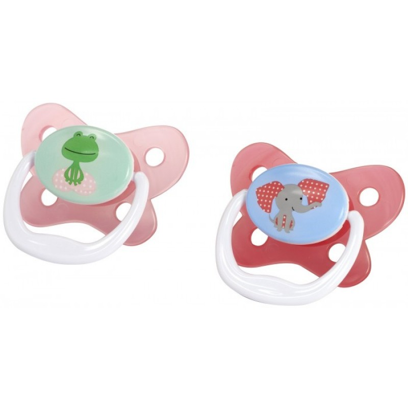 Dr. Brown's - PreVent Countured Pacifier Stage 2 - 6-12 Months