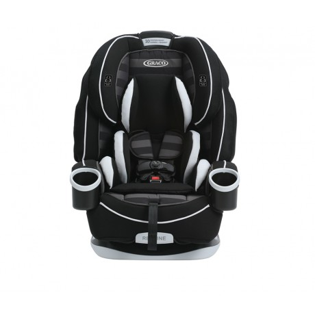Graco - Car Seat All-in-1 4Ever - Rockweave
