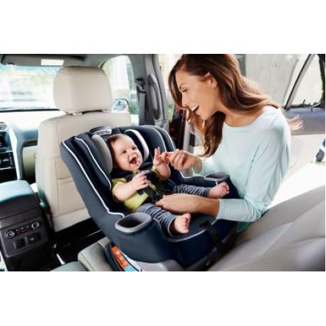Graco - Siège d'auto convertible Extend2Fit® - Mack