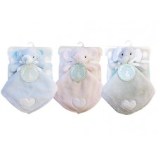 Honey Bunny - Cuddly Pad With Soft Baby Blanket