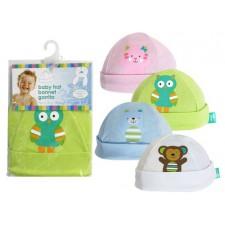 Honey Bunny - Bonnet en coton pour nouveau-né