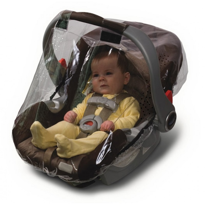 Jolly Jumper - Weathershield for infant car seat