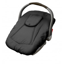 Jolly Jumper - Infant Car Cover Deluxe Sneak-A-Peek