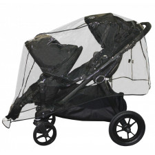 Jolly Jumper - Weathershield for Double Strollers/Travel Systems