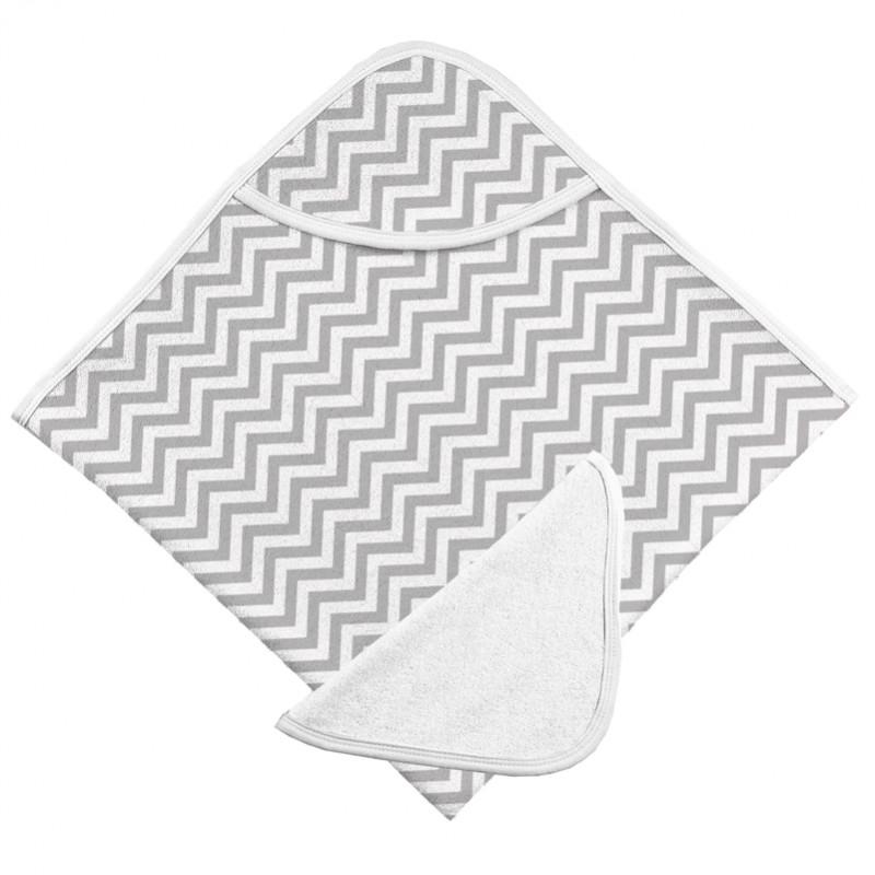 Kushies - Hooded Towel & Washcloth