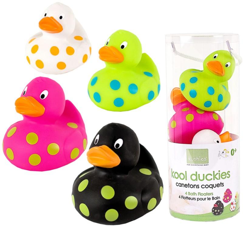 Kushies - Jouet de bain Kool Duckies