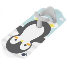 Kushies - Aqua Splash Tapis de bain - Pingouin cool