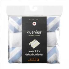 Kushies - Débarbouillettes 3pc
