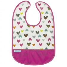 Kushies - Bavoir Cleanbib 12m+