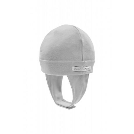 Kushies - Baby Cap Ear Flaps 1-3m