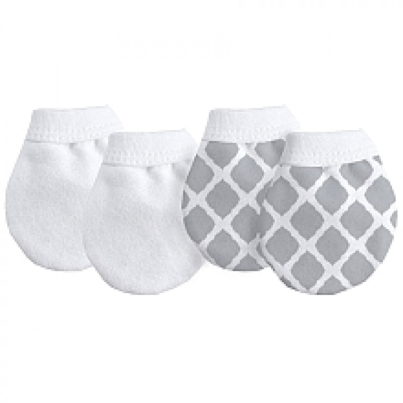 Kushies - Moufles de protection 100% coton