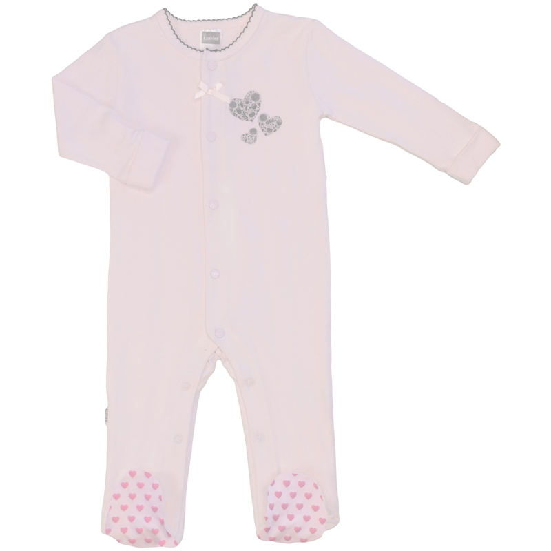 Kushies - Mix n Match Long-Sleeve Pyjamas - Hearts